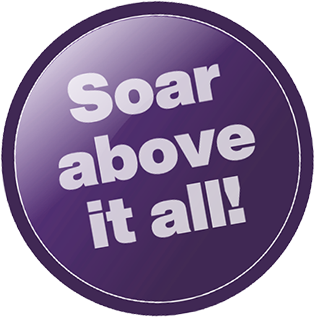 Soar above it all